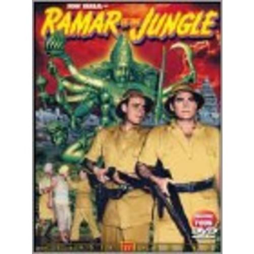 Ramar of the Jungle, Vol. 4 [DVD]