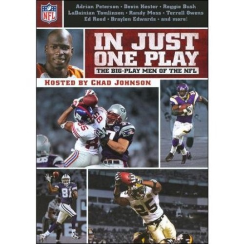 NFL In Just One Play - DVD