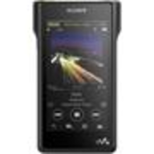 Sony NW-WM1A Premium Walkman High-resolution portable digital music player with Bluetooth