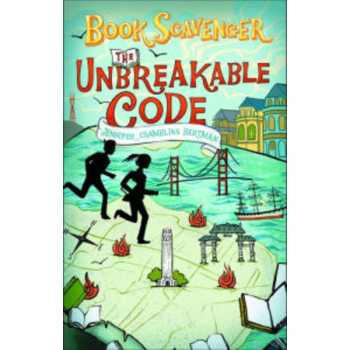 The Unbreakable Code (Book Scavenger Series #2)
