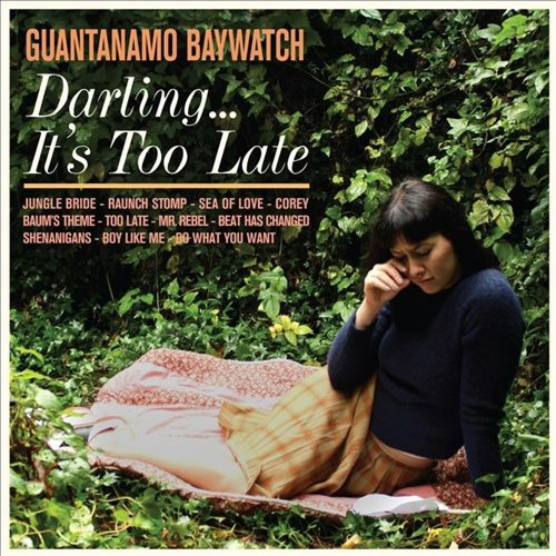 Darling...It's Too Late [CD]