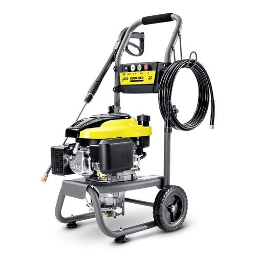 Karcher 2,200psi Pressure Washer with Karcher KPS159 Axial Pump