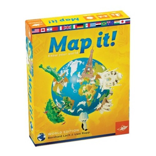 Map It! Wo...