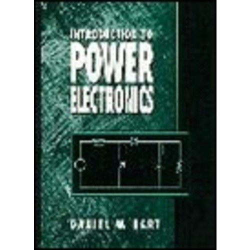 Introduction to Power Electronics / Edition 1
