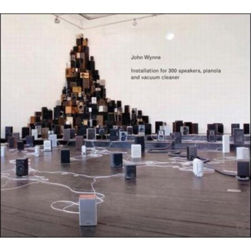 Installation for 300 Speakers, Pianola and Vacuum Cleaner [CD]