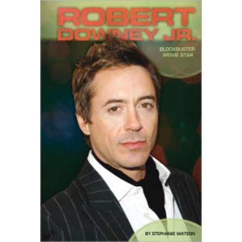 Robert Downey Jr.: Blockbuster Movie Star