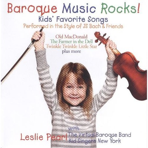Baroque Music Rocks! [CD]