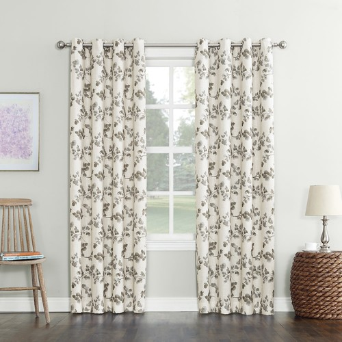 Sun Zero Nicolette Window Curtain