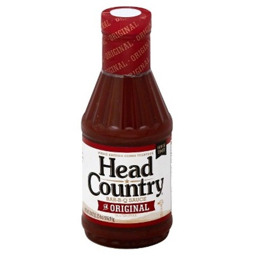 Head Country Original Bar-B-Q Sauce, 20 oz
