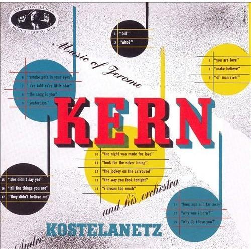Music of Jerome Kern [CD]