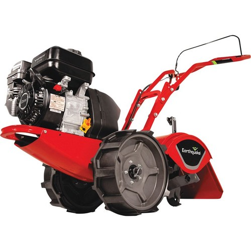 Earthquake 212cc Victory Compact Rear Tine Tiller  4-Cycle Engine,