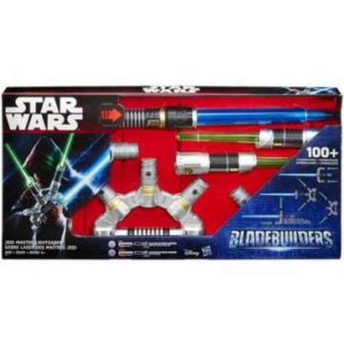Hasbro Star Wars Bladebuilders Jedi Master Lightsaber