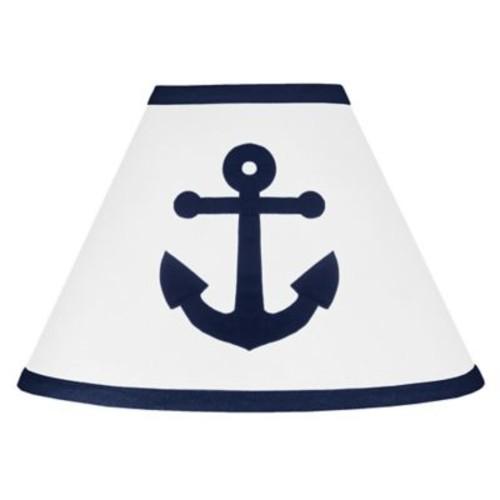 Sweet Jojo Designs Anchors Away Lampshade