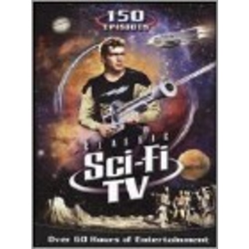 Classic Sci Fi TV: 150 Episodes (12pc) (Boxed Set) (DVD)