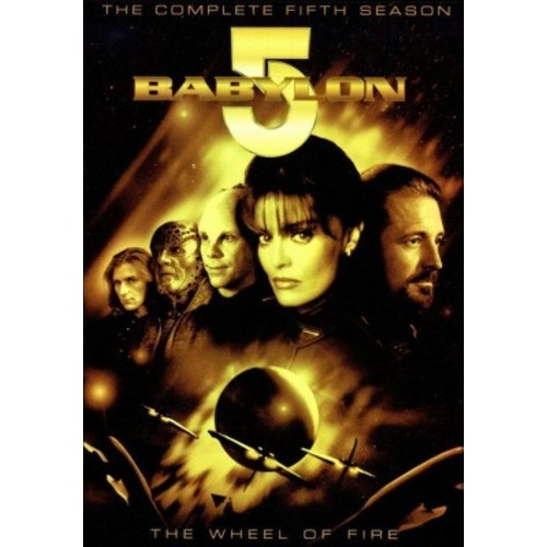 Babylon 5: The Complete Fifth Season [6 Discs]