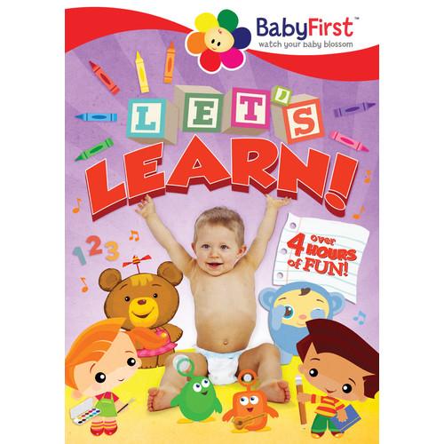 BabyFirst: Let's Learn! DVD