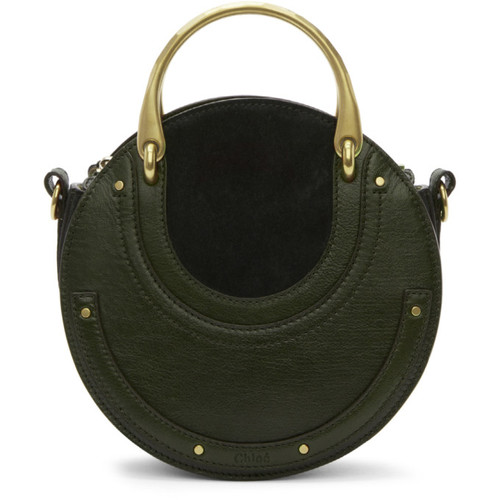 CHLOÉ Green Pixie Bag