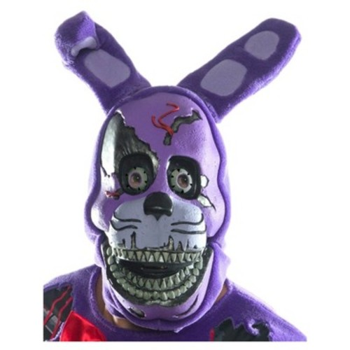 Adult Five Nights at Freddy's Nightmare Bonnie Mask