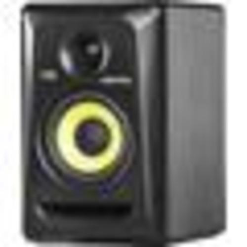 KRK ROKIT 4 G3 (Black) 2-way powered studio monitor with 4