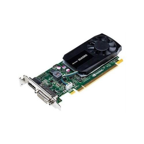 PNY VCQK620-PB Quadro K620 2GB DDR3 PCI Express 2.0 x16 DVI/DisplayPort Low Profile Video Card