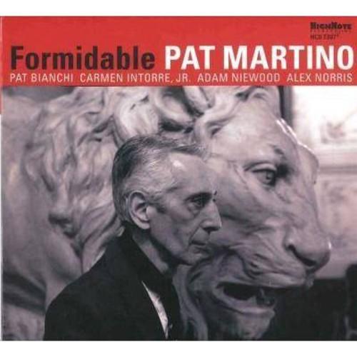 Pat Martino - Formidable (CD)