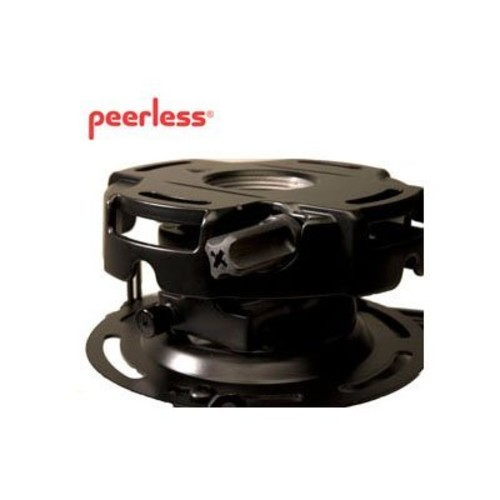 Peerless Prg Unv Precision Gear Projector Mount (Black)