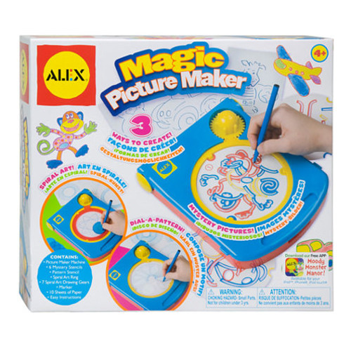 Alex Toys Artist Studio Magic Picture Maker Set