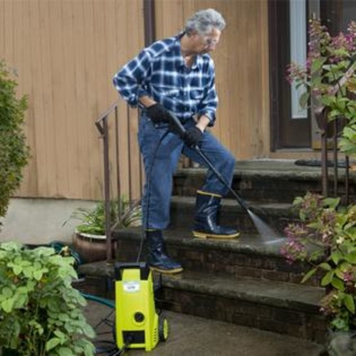 Sun Joe SPX1000 Sun Joe Pressure Joe 1450 PSI 1.45 GPM 11.5-AMP Electric Pressure Washer