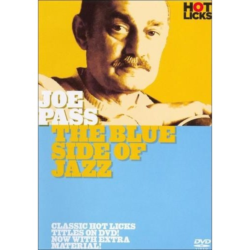 Joe Pass: Blue Side of Jazz [DVD]