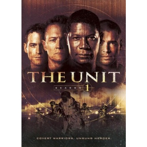 The Unit: Season 1 [4 Discs]