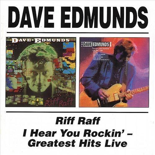 Riff Raff/I Hear You Rockin' [CD]