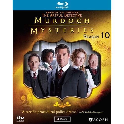 Murdoch Mysteries: Season 10 [Blu-ray]