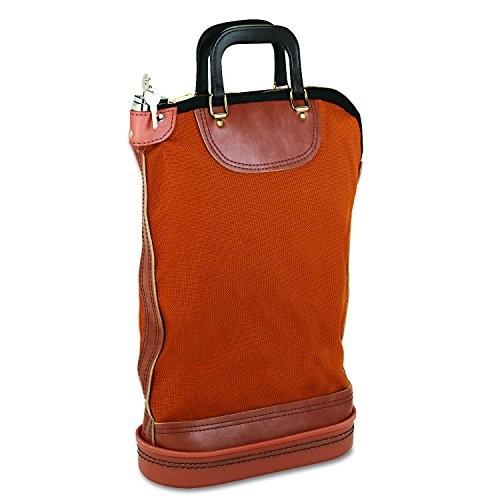 PM Company SecurIT 04644 Regulation Post Office Security Mail Bag, Zipper Lock, 14w x 18h [14W X 18H]