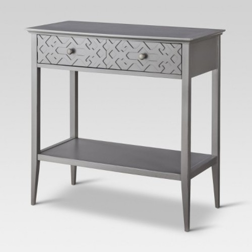 Fretwork Console Table - Threshold