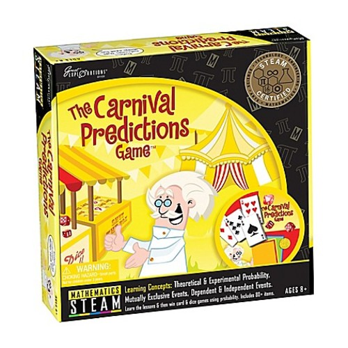 Great Explorations STEAM Learning System- Mathematics: The Carnival