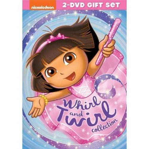 Dora the explorer:Whirl & twirl colle (DVD)