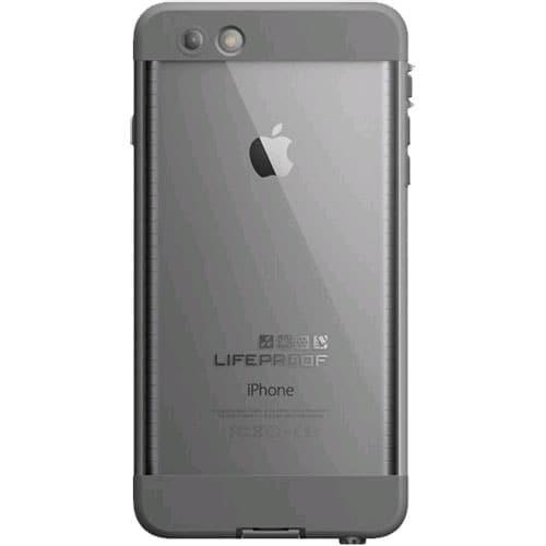 LifeProof Nuud WaterProof Case for Apple iPhone 6 Plus - White