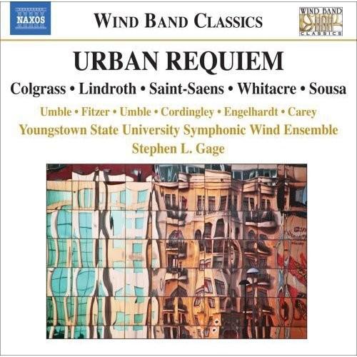 Michael Colgrass: Urban Requiem [CD]