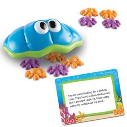 Learning Resources Under the Seashell Word Problems Game