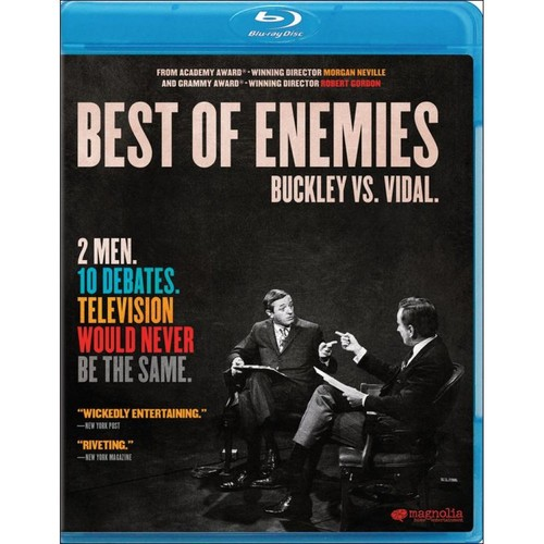 Best of Enemies [Blu-ray] [2015]