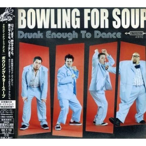 Drunk Enough to Dance [CD]