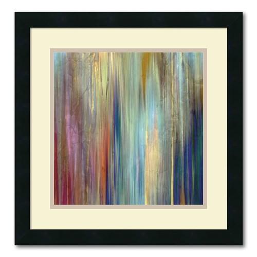 ''Sunset Falls II'' Framed Wall Art by John Butler