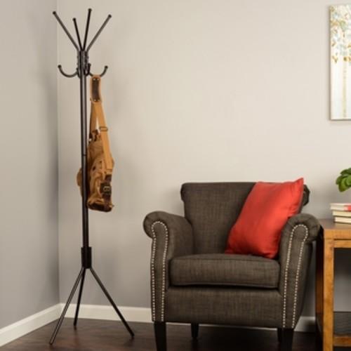 Home Basics Free-standing Coat Rack
