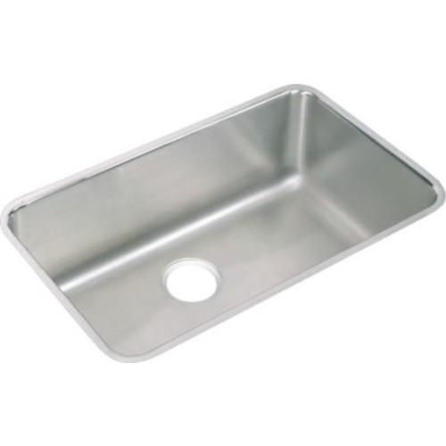 Elkay Lustertone 30.5'' x 18.5'' Undermount Single Bowl Kitchen Sink