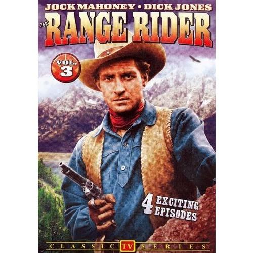 The Range Rider, Vol. 3