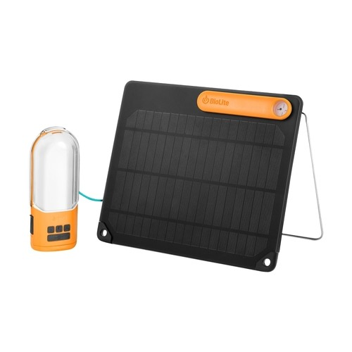 BioLite - PowerLight Solar Kit - Black