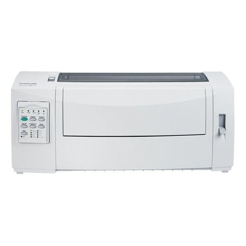 Lexmark Forms Printer 2590N+ Dot Matrix Printer - Monochrome - 24-pin 80 -column - 556 cps Mono - 360 x 360 dpi - USB - Fast Ethernet
