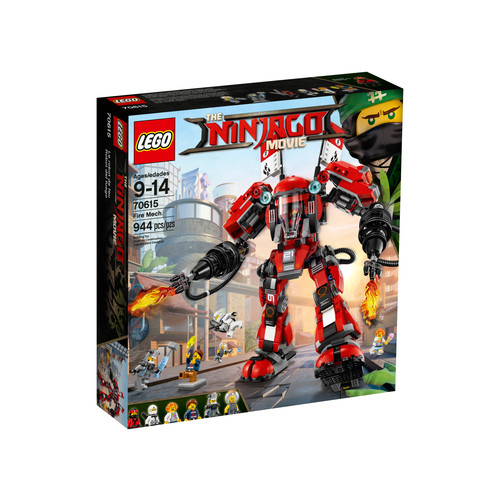 LEGO Ninjago Fire Mech #70615