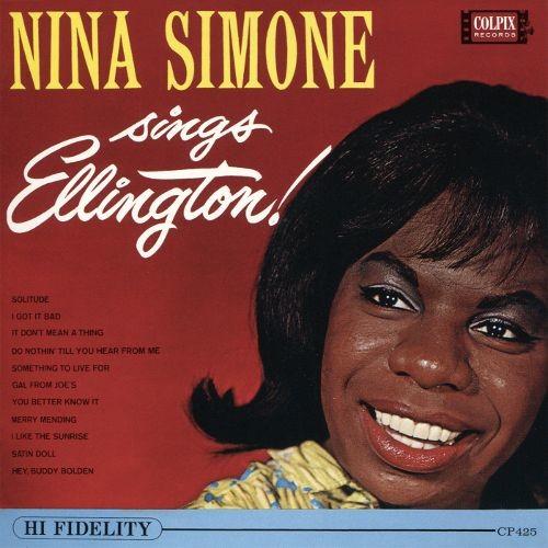 Nina Simone Sings The Blues (ltd) (rmst) CD