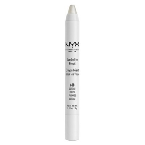 NYX Jumbo Eye Pencil Shadow Liner 604 Milk [604 Milk]
